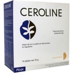 Ceroline sticks vanille