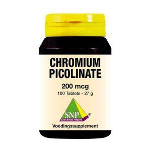 Chroom picolinaat 200 mcg