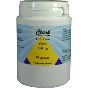 Clark Cats Claw 500mg