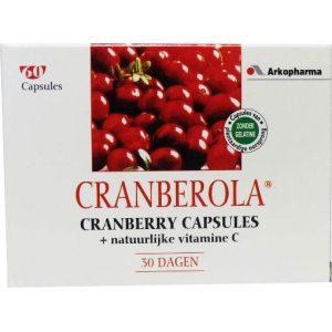 Cranberola Capsules 60st