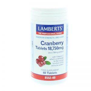 Cranberry Tabletten