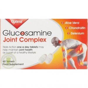 Cruydhof Aloe Care Glucosamine Joint Complex