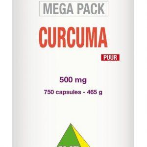 Curcuma puur megapack