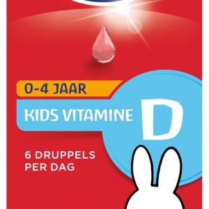 Dagravit Vitamine D Kids Druppels Aquosum