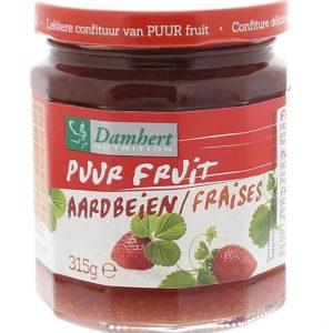 Damhert 100% Fruit Aardbeien