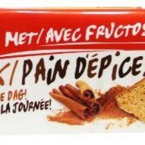 Damhert Peperkoek Fructose