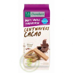 Damhert Tagatesse Centwafers Cacao