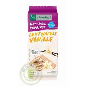 Damhert Tagatesse Centwafers Vanille