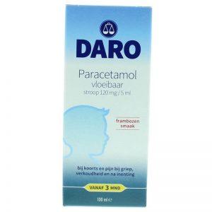 Daro Kind Vloeibare Paracetamol