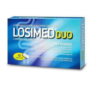 Davantis Health Losimed Duo 2mg/125mg Tabletten