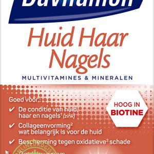 Davitamon Huid Haar Nagels Tabletten
