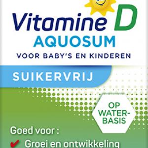 Davitamon Vitamine D Aquosum Suikervrij