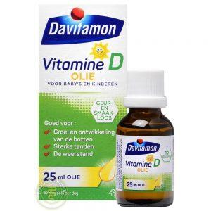 Davitamon Vitamine D Olie