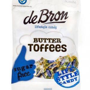De Bron Butter Toffees Suikervrij