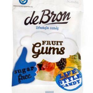 De Bron Fruit Gums Suikervrij