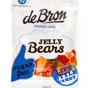 De Bron Jelly Bears Suikervrij