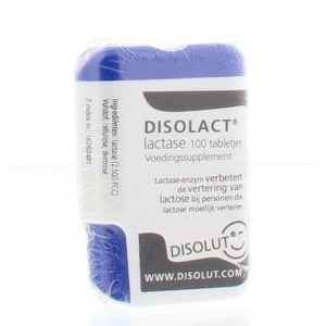 Disolut Disolact Lactase Dispenser