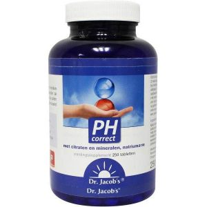 Dr Jacobs Ph Correct tabletten