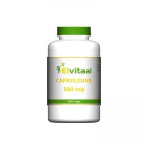 Elvitaal Caprylzuur Tabletten 180st
