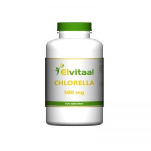 Elvitaal Chlorella 500mg Tabletten 600st