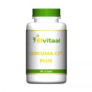 Elvitaal Curcuma C3 Plus Capsules
