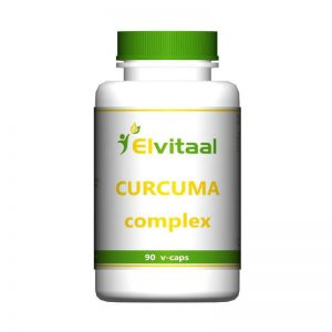 Elvitaal Curcuma Complex Capsules 90st