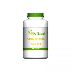 Elvitaal Spirulina 500mg Tabletten