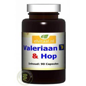 Elvitaal Valeriaan En Hop Capsules 90st