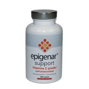 Epigenar Support Vitamine C Natriumascorbaat Poeder