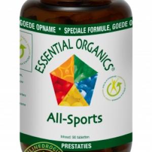 Essential Organics All-Sports
