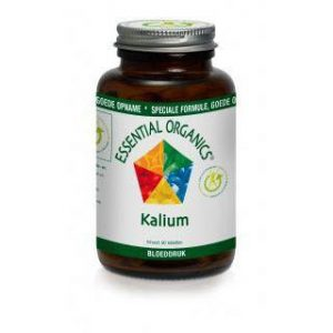 Essential Organics Kalium 465mg Tabletten 60st