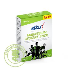 Etixx Health Magnesium Instant Sticks 30st