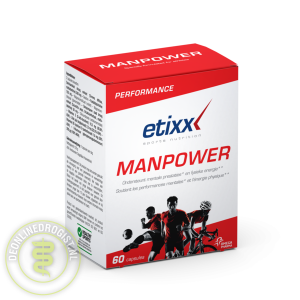 Etixx Performance Manpower Capsules