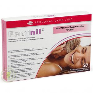 Feminil Pills Tabletten 30st