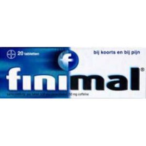 Finimal Tabletten 500mg