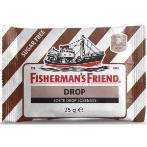 Fisherman's Friend Drop Suikervrij