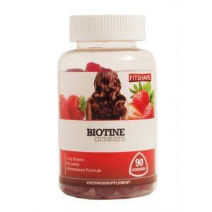 Fitshape Biotine Gummies