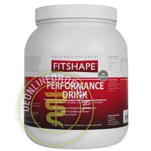 Fitshape Performance Drink