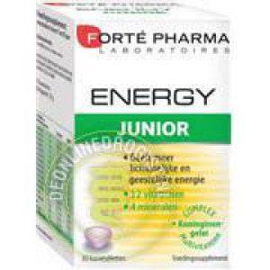 Forte Pharma Energy Junior Tabletten 30st