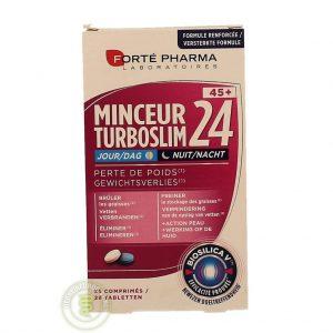 Forte Pharma Turboslim 24 45+ Tabletten