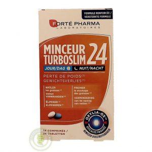 Forte Pharma Turboslim 24 Dag & Nacht Tabletten