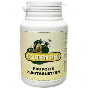 Golden Bee Propolis 500mg Zuigtabletten