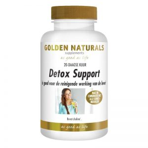 Golden Naturals Detox Support Capsules