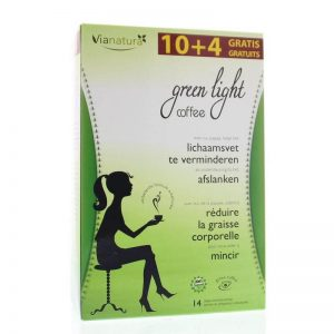 Green Light Coffee Sachets 14st