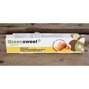 Greensweet Stevia Melkchocolade Met Hazelnoot 42gr