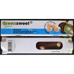 Greensweet Stevia Pure Chocolade Met Hazelnoot 42gr