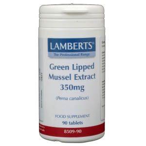 Groenlipmossel Extract