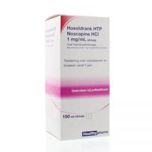 Healthypharm Hoestdrank Noscapine