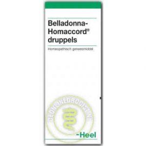 Heel Belladonna-Homaccord 100ml