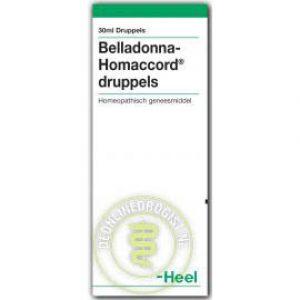Heel Belladonna-Homaccord 30ml
